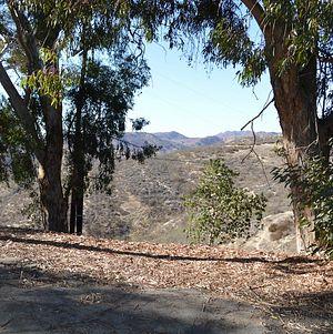 Upper Las Virgenes Side View