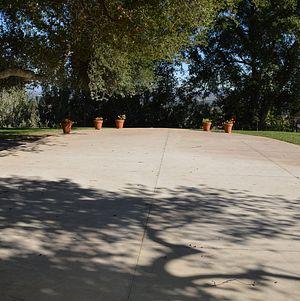 Upper Las Virgenes Dance Floor Area