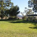 Upper Las Virgenes Dance Floor View