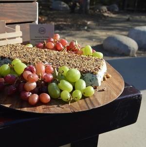 Savory Torta: Gorgonzola with Honey and Toasted Walnuts