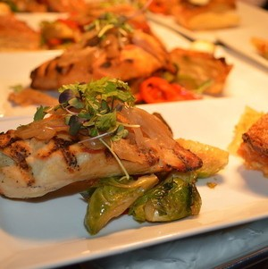 Jidori Chicken Small Plate