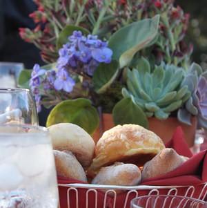 Breadbasket on Table