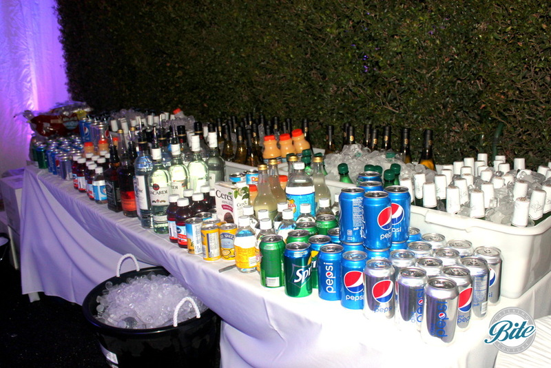 Alliance for the Arts Rooftop Gala  Bar Station