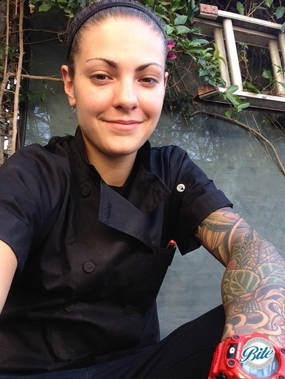 Jr. Sous Chef Heather Carr