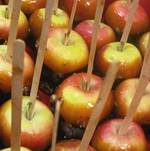 Mini Caramelized Apples