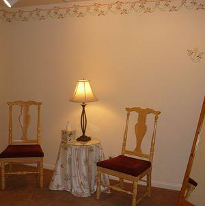 Upper Las Virgenes Bridal Room 1