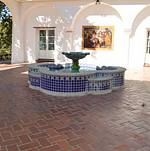 Courtyard 2- King Gillette Ranch