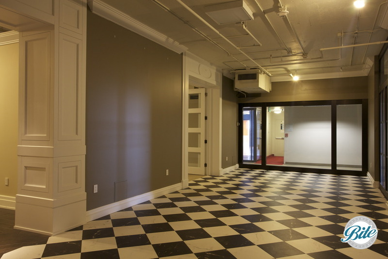Upstairs Event Space Entryway