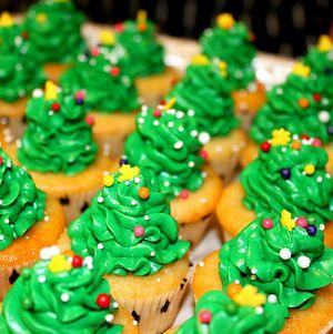 Holiday Cupcakes for Christmas 2