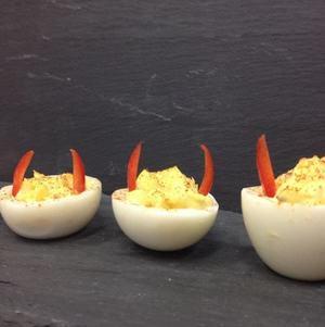 Devils Eggs #Halloween