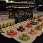 Elegant Dessert Station
