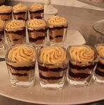 PB&J Dessert Shots