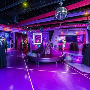 Party Room at Madame Tussauds