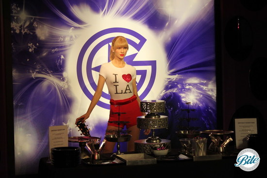 Taylor Swift may have a sweet tooth @Madame Tussauds
