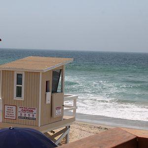 Lifeguard Tower Off Deck @ Malibu West Beach Club