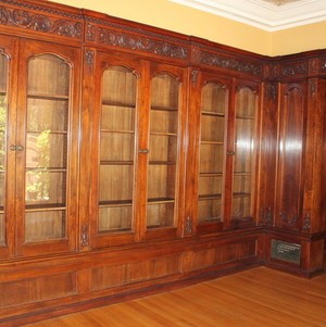 Library @ Watles Mansion
