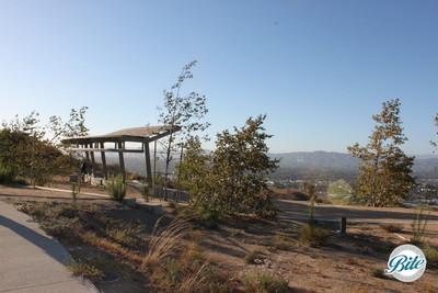 View From Above Skyline Terrace @ Baldwin Hills Scenic Overlook