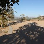 Upper Terrace at Skyline Terrace @ Baldwin Hills Scenic Overlook