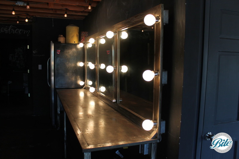 Lighted Vanity mirrors available as accent pieces or for makeup areas