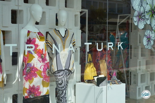 Trina Turk store in downtown Manhattan Beach