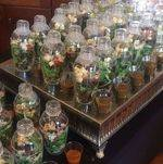 Assorted Salad Shaker Display