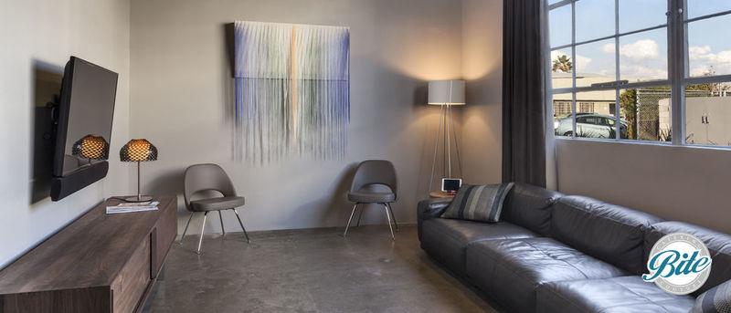 Private VIP lounge in Bigbox space
