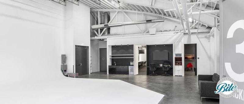 Blackbox studio interior