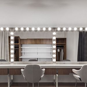 Hair and Makeup Room in Softbox @ Smashbox Studios
