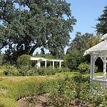 Gazebo and gardens @ Orcutt Ranch