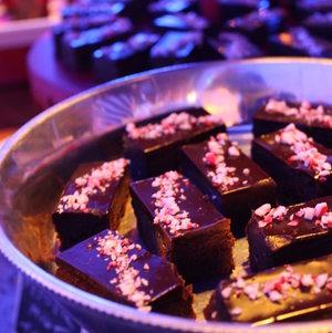 Chocolate Peppermint Brownie