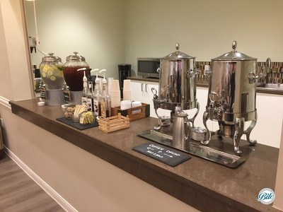 Coffee and Beverage Service