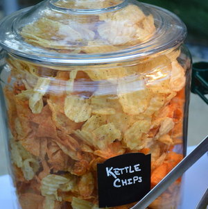 Assorted Kettle Chips