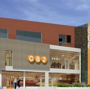 CB2 - Grand Opening in Santa Monica 3rd St Promenade