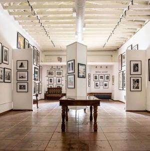 Gallery Entrance @ Mr Musichead