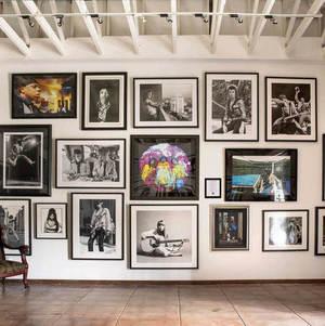 Wall of Photos @ Mr Musichead