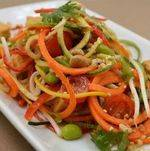 "Raw ""Pad Thai"""