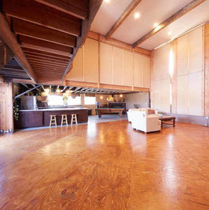 Forge East Loft Kitchen View