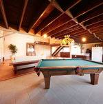 East Loft Pool Table