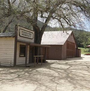 Sheriff @ Paramount Ranch