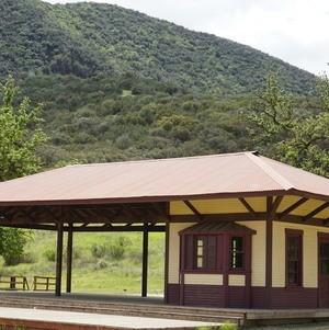 Railroad Station @ Paramount Ranch