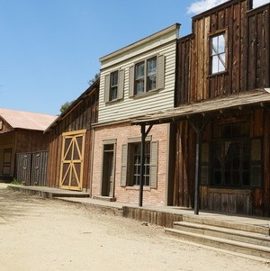 Western Town @ Paramount Ranch