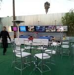 Setup in Piazza @ Unici Casa