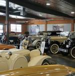 Exhibit Floor @ Automobile Driving Museum