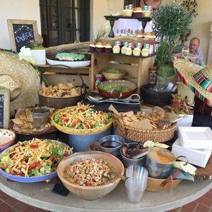 Cinco de Mayo display on table