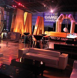 Hall of Games Awards @ Hangar 8