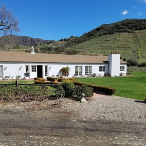 Triunfo Creek Vineyards Farmhouse