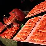Sports themed slider bar