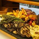 Seasonal Grilled Vegetables