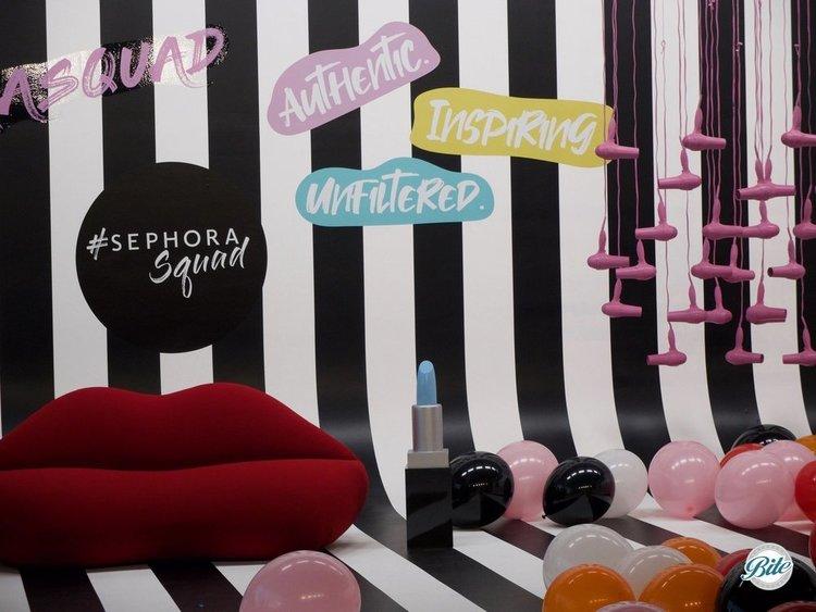 #SephoraSquad display