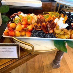 Orchard's Harvest Platter